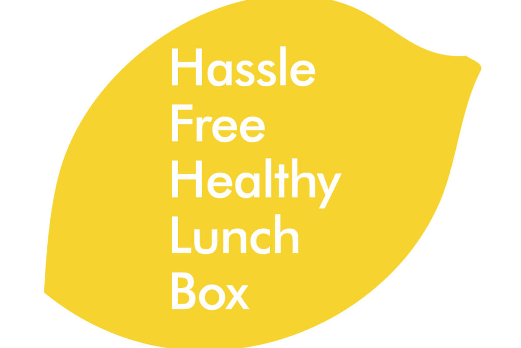 hassle free healthy lunch box