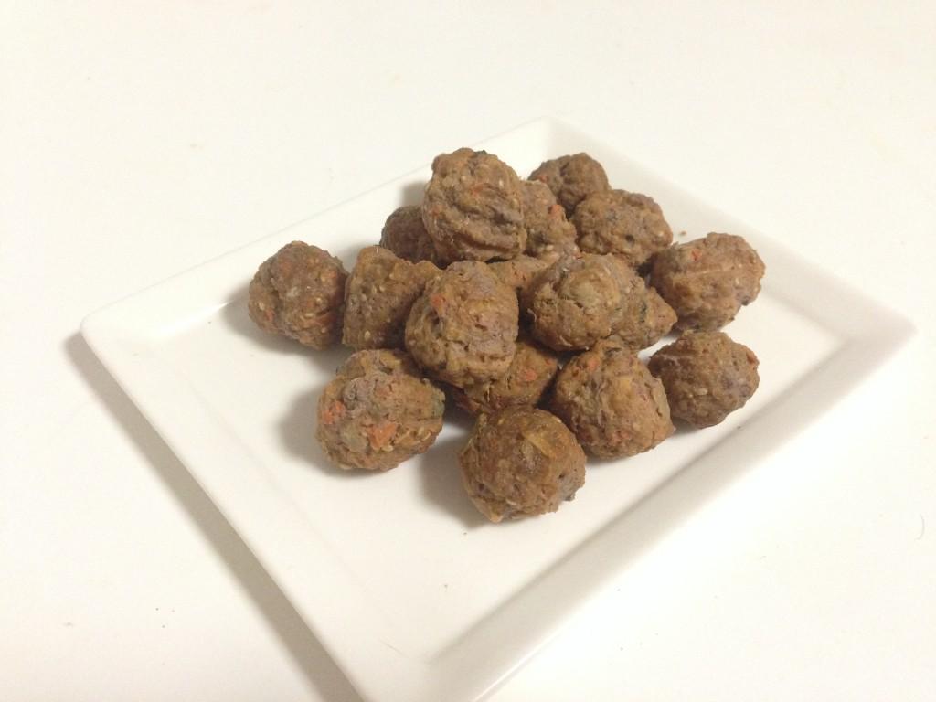 mini meat balls
