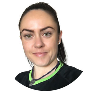 <strong>Amanda Taylor</strong><br/> <em>Harrington Park NSW</em><br/> Specialist Women's Personal Trainer, Area Manager & Trainer at Growfit. Studying Bachelor of Health Science (Nutritional Medicine)