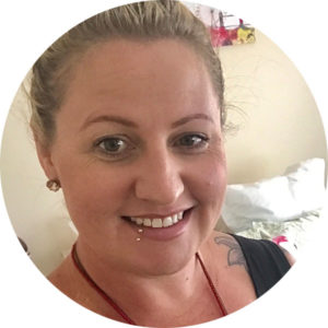 <strong>Amy Hanger</strong><br/> <em>Goulburn NSW</em><br/> Real Food Advocate, Food Coach & Owner at The Peaceful Pantry
