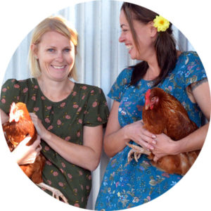 <strong>Jade & Amy –Growing Green Thumbs</strong><br/> <em>Bonbeach VIC</em><br/> Sustainability & Real Food Advocates