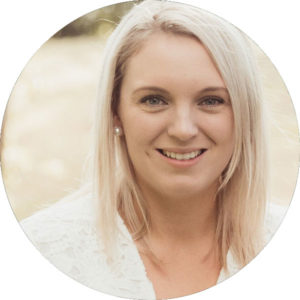 <strong>Breanne Wright</strong><br/> <em>Wallacia, NSW</em><br/> BA of Arts/Primary Teaching, Mum of two
