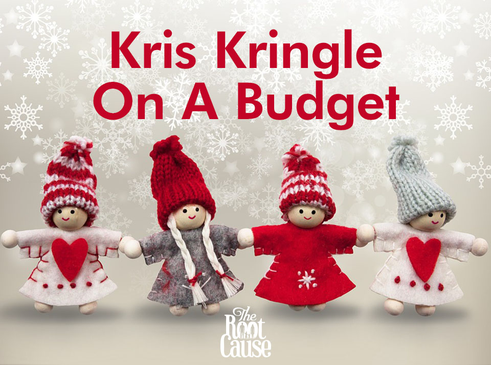 Kringles For Christmas.Better Options For Kris Kringle On A Budget The Root Cause