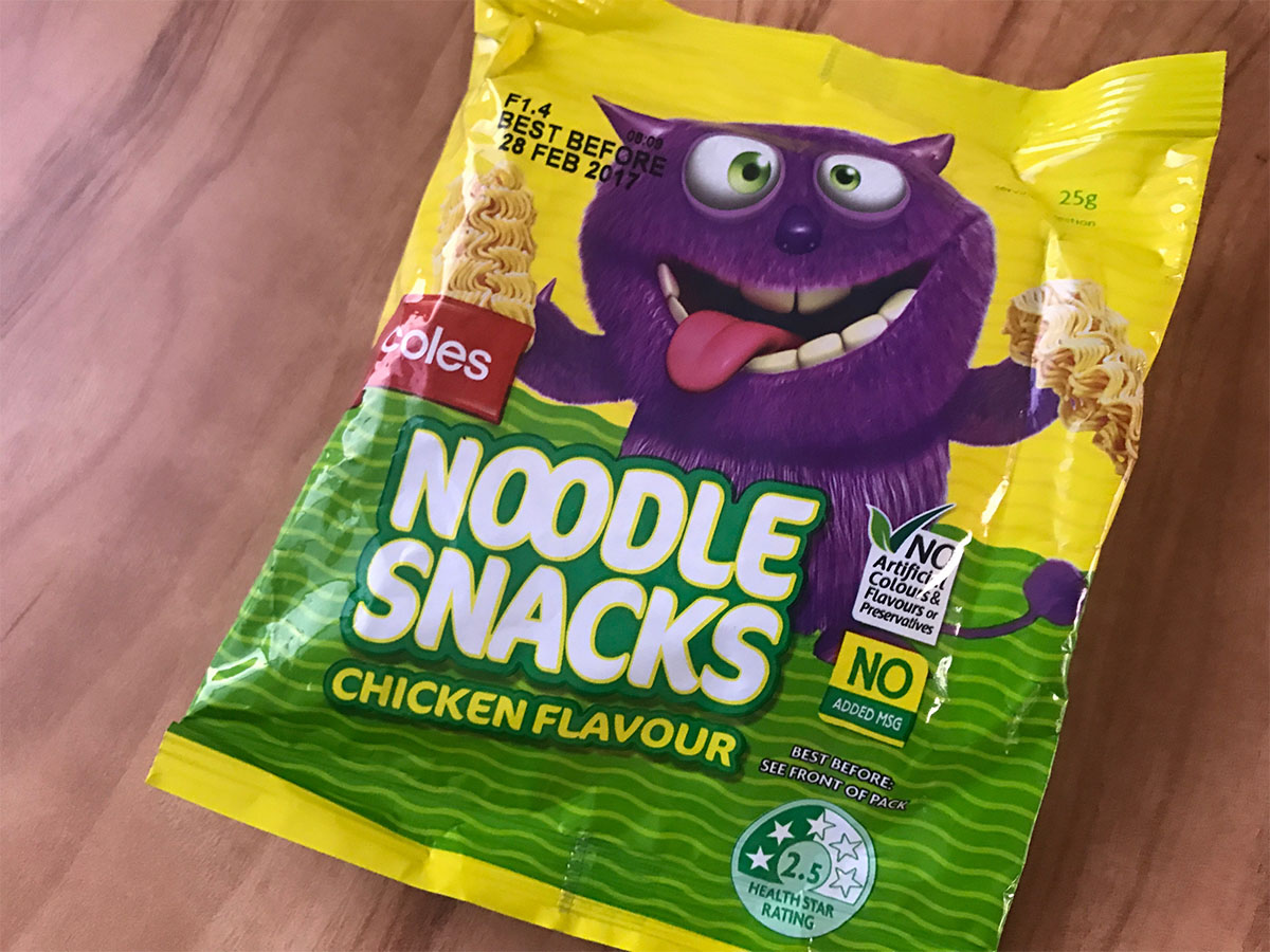 What S In Supermarket Noodle Snacks The Root Cause