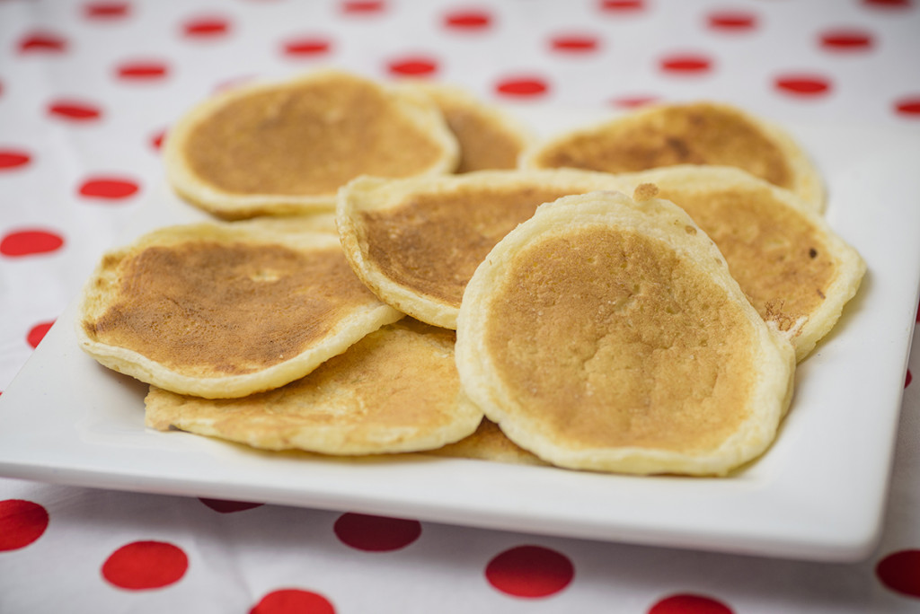 Super Simple Pikelets