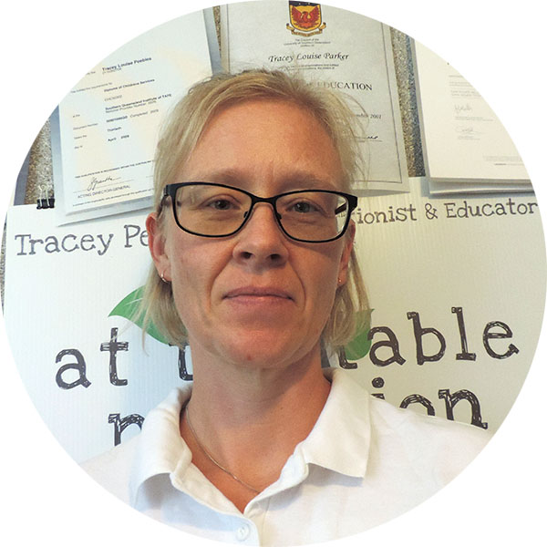 <strong>Tracey Peebles</strong><br/> <em>Lockyer Valley QLD</em> Nutritionist and Primary Teacher
