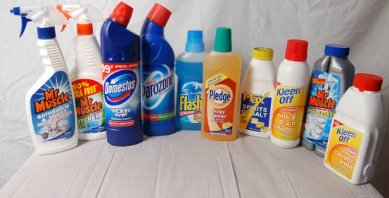 Best Natural Organic Kitchen And Bathroom Cleaner